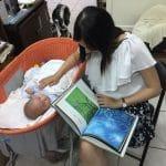 【Vivi幼兒經】小寶貝的黃金發展期:0-1歲半「大致上肢體動作」篇